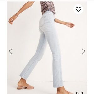 Madewell Person Summer Jean 28